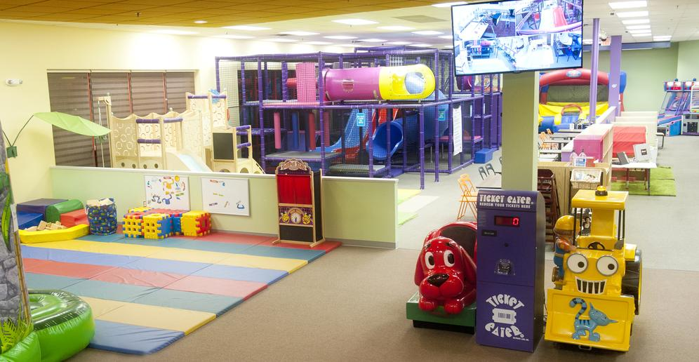 The Little Pod - Kids Birthday Party Places, Family Fun Center ...
