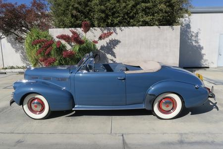 1940 La Salle Special Convertible Coupe Series 52 for sale by Motor Car Company in California
