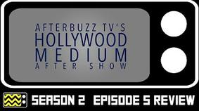 Host of Afterbuzz TV's Hollywood Medium