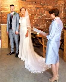 celebrant-led wedding sheffield