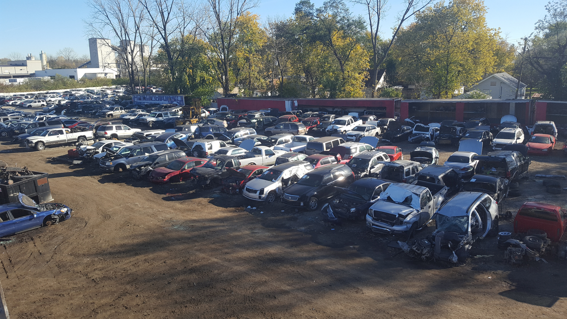 Used Automotive Parts, Tires And Wheels - The New Country Auto Parts -  indianapolis, In