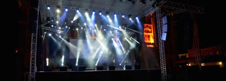 Lighting Design and Rental Services