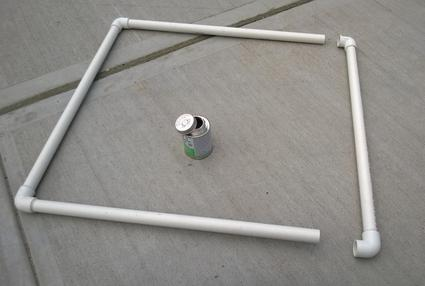 PVC Easy DIY Solar Pool Heater