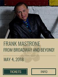 Frank Mastrone: From Broadway and Beyond!