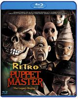 Retro Puppet Master Blu-Ray Review
