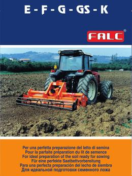 Falc Model Fresa E-F-G-GS-K Brochure