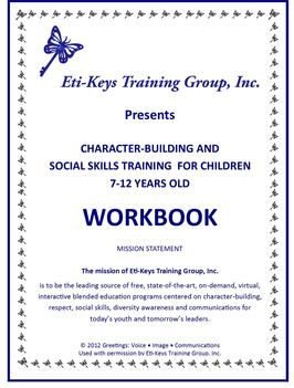 Eti Keys Training Group 7 - 12 years old Workbook