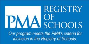 PMA Registry of Schools for re:VIBE Pilates Coral Springs Florida