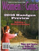 High Caliber Profile in Women and Guns Mag.