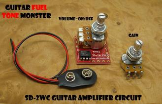 Guitar Amplifier Circuits