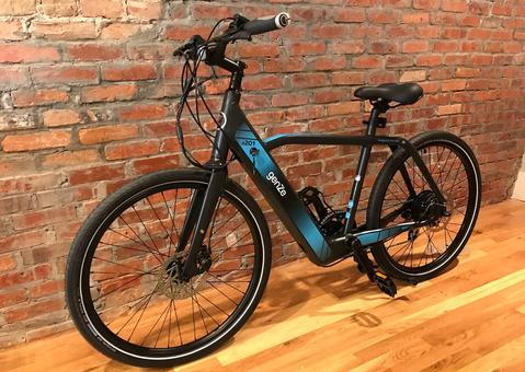 GenZe e201 electric bike