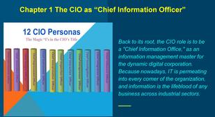CIO as Chief Information Officer