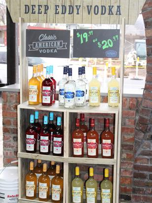 Hertel Liquor Library in Buffalo NY has a complete selection of Deep Eddy Vodka flavors on special