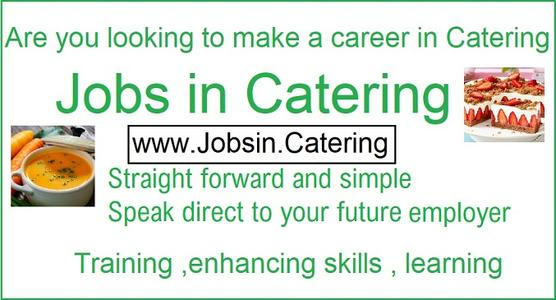 Catering jobs for all