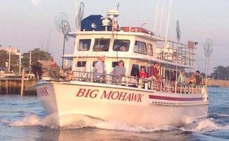Party fishing boat big mohawk belmar nj for Big mohawk fishing boat