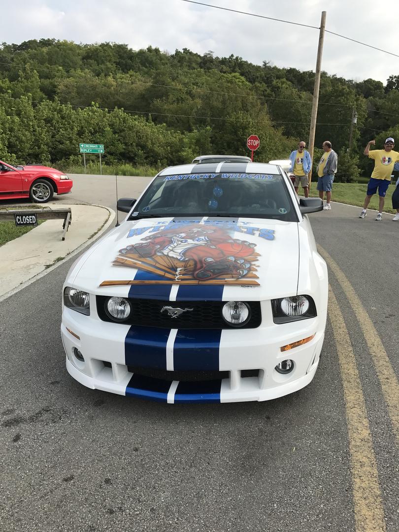 Augusta KY Heritage Days Car Show - Augusta car show