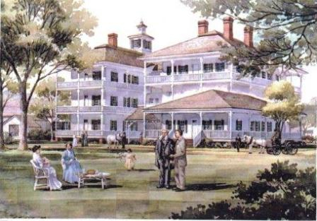 Piedmont Hotel History