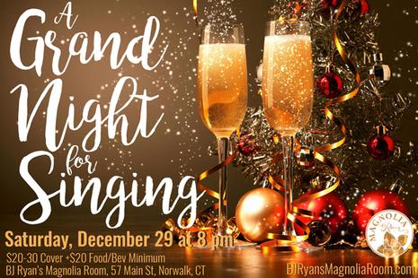 A Grand Night For Singing - 12/29/18