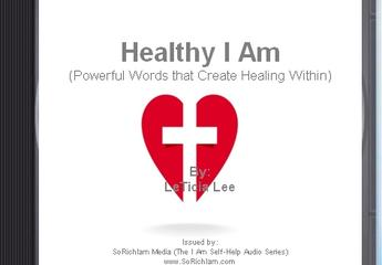Healthy I Am - Faith Healing - Blood of Jesus