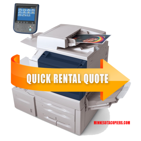 Copier rental Twin Cities MN