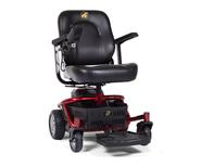 Golden technologies Lite Rider envy power chair in the Current Edge showroom