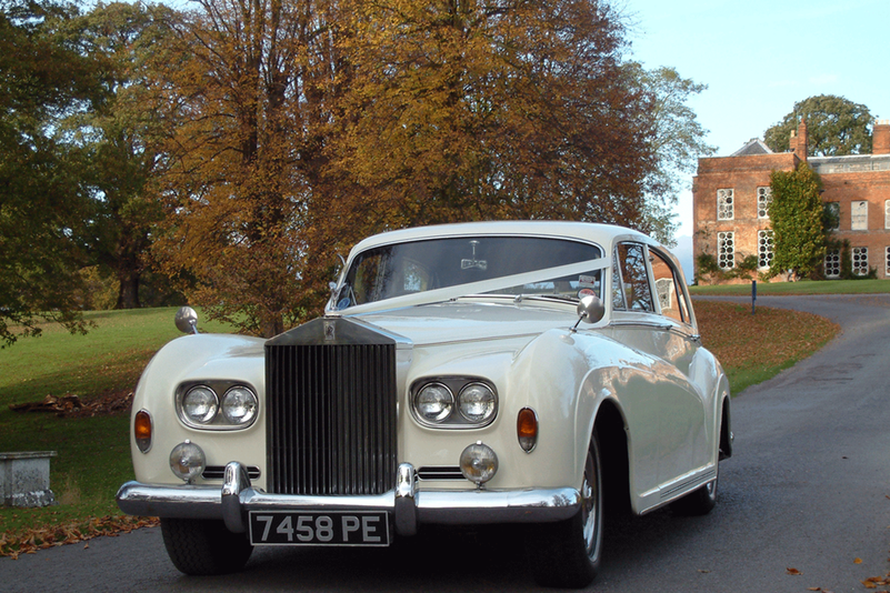 Rolls Royce Silver Cloud 3 Wedding Car Essex hire from Essex Wedding Cars