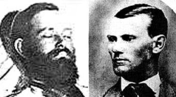 Wood Hite and Jesse James