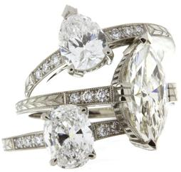 View our Wide Selections of Antique & Estate Engagement Rings