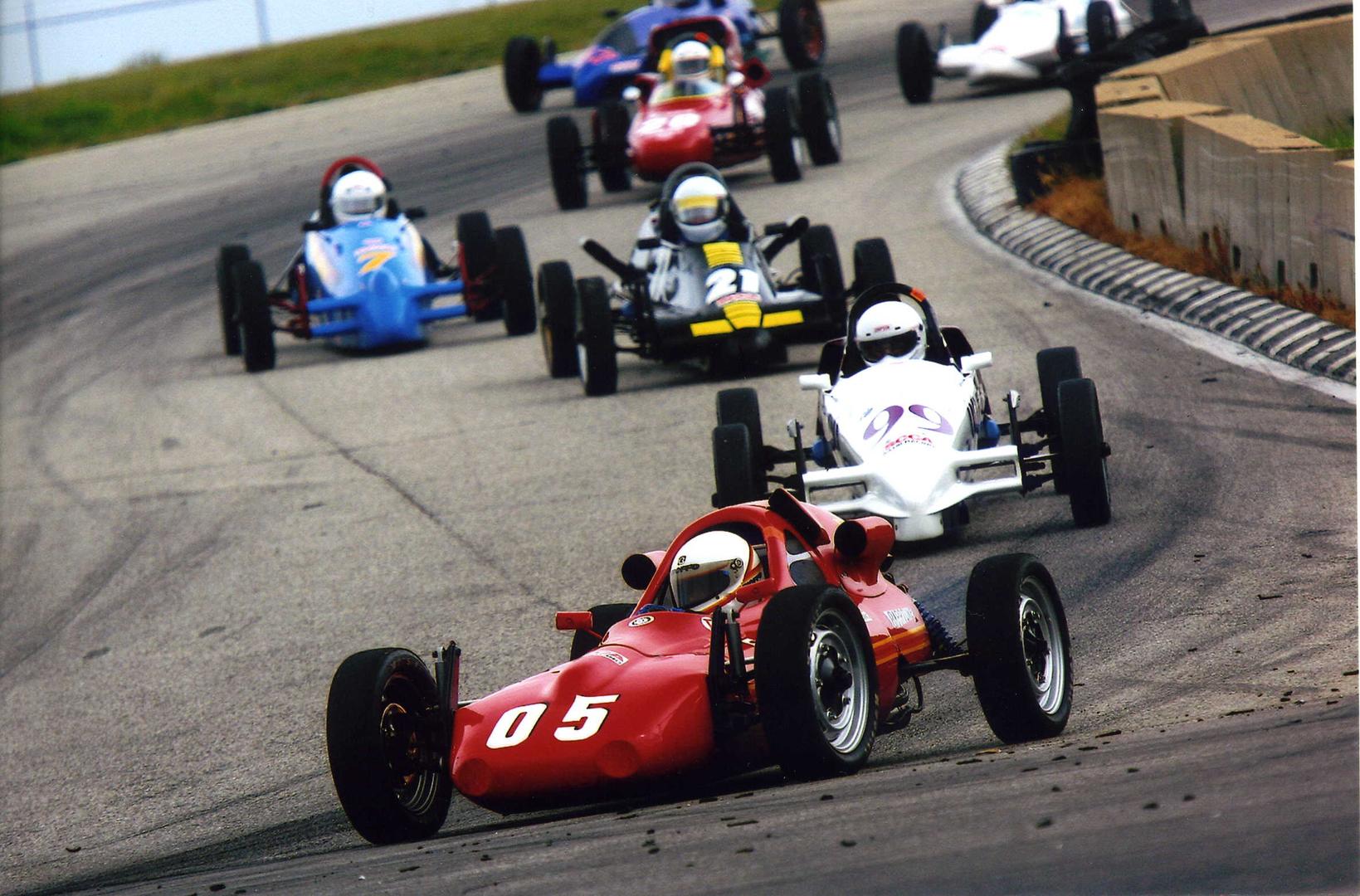 NorthEast Formula Vee Racing