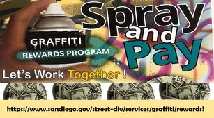 Graffiti Reward Program