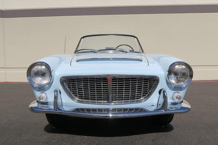 ¬¬¬¬¬¬¬¬1962 Fiat 1500S OSCA 2dr Pininfarina Spider for sale by Motor Car Company in San Diego California