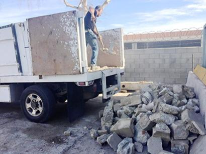 Concrete Waste Haul Away Concrete Waste Removal Services In Lincoln NE | LNK Junk Removal
