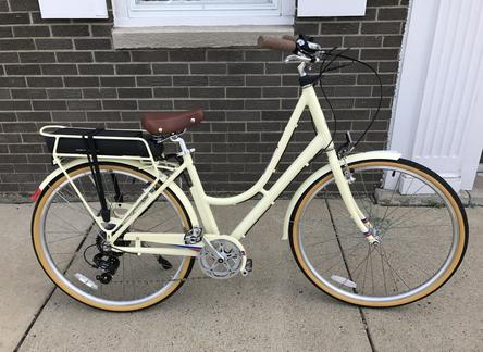 Raleigh Superbe iE Electric Bike