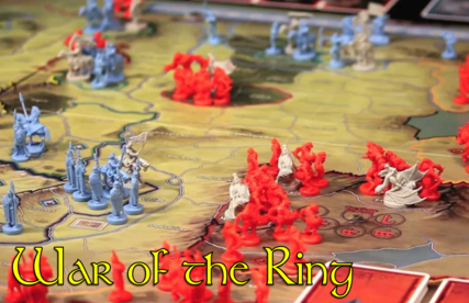 The War of the Ring rages on in Muskegon's Gaming Annex