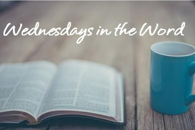 Wednesdays in the Word via Periscope with Dr. Angela Chester