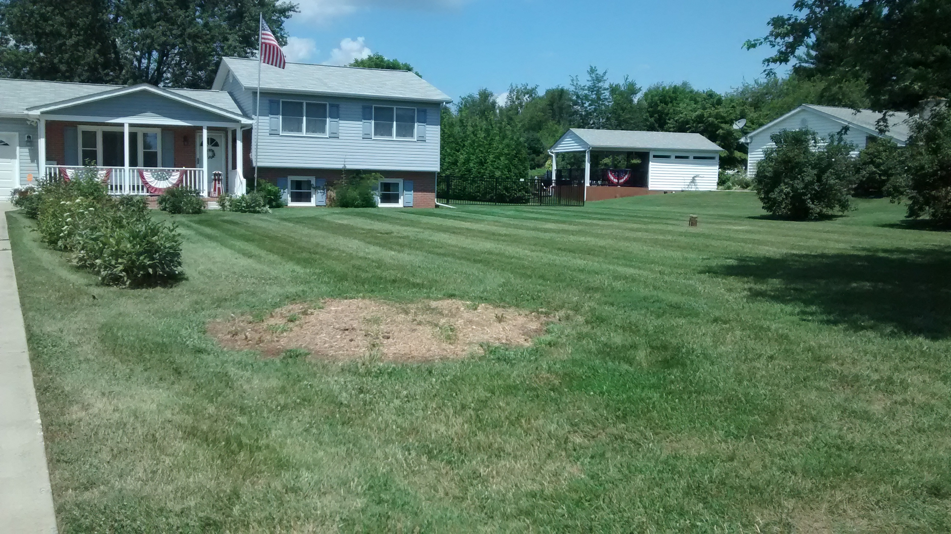 clean cuts lawn care llc gallery in frederick maryland