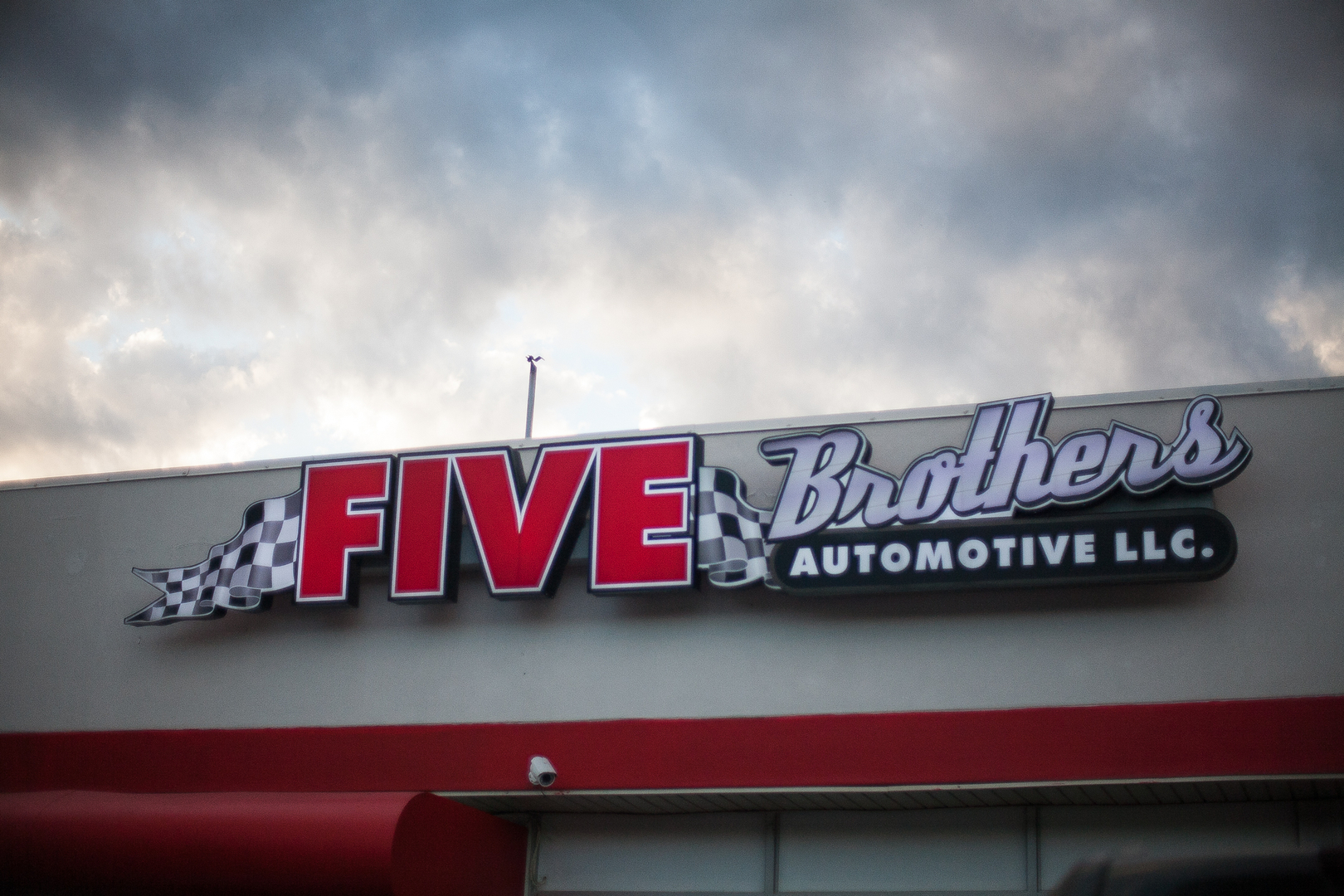 Bodyshop Services, Mechanical Services - Five Brothers