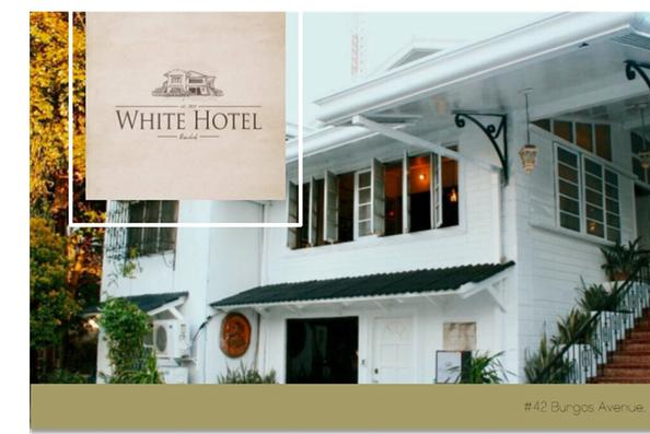 THE WHITE HOTEL BACOLOD - BURGS
