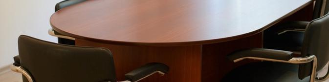 Sample Attorney Conference Table