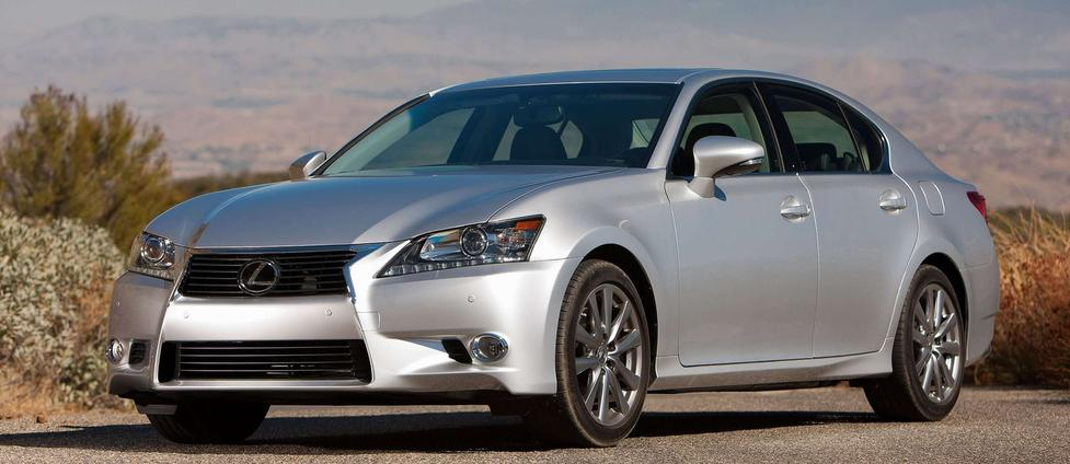 Lexus GS Repair
