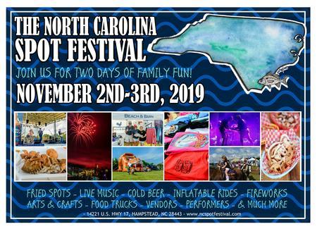 Nc Spot Festival : About