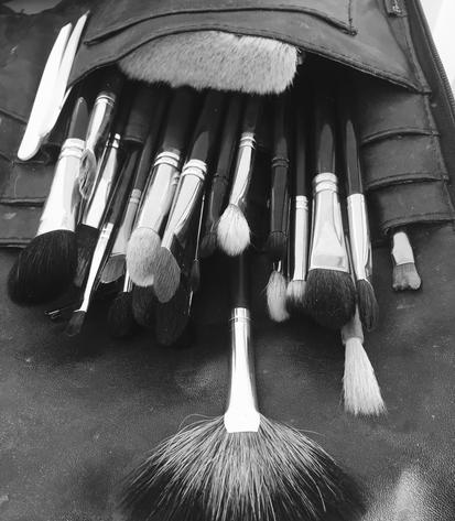 Makeup Brushes by SC Artistry