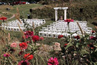 Outdoor Wedding Ceremony Venue Eau Claire