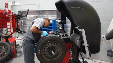 TIRE ROTATION SERVICES The Basics Behind Tire Rotation Services at Aone Mobile Mechanics