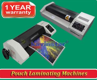 Pouch Laminating Machine