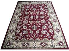 Persian tufted rug
