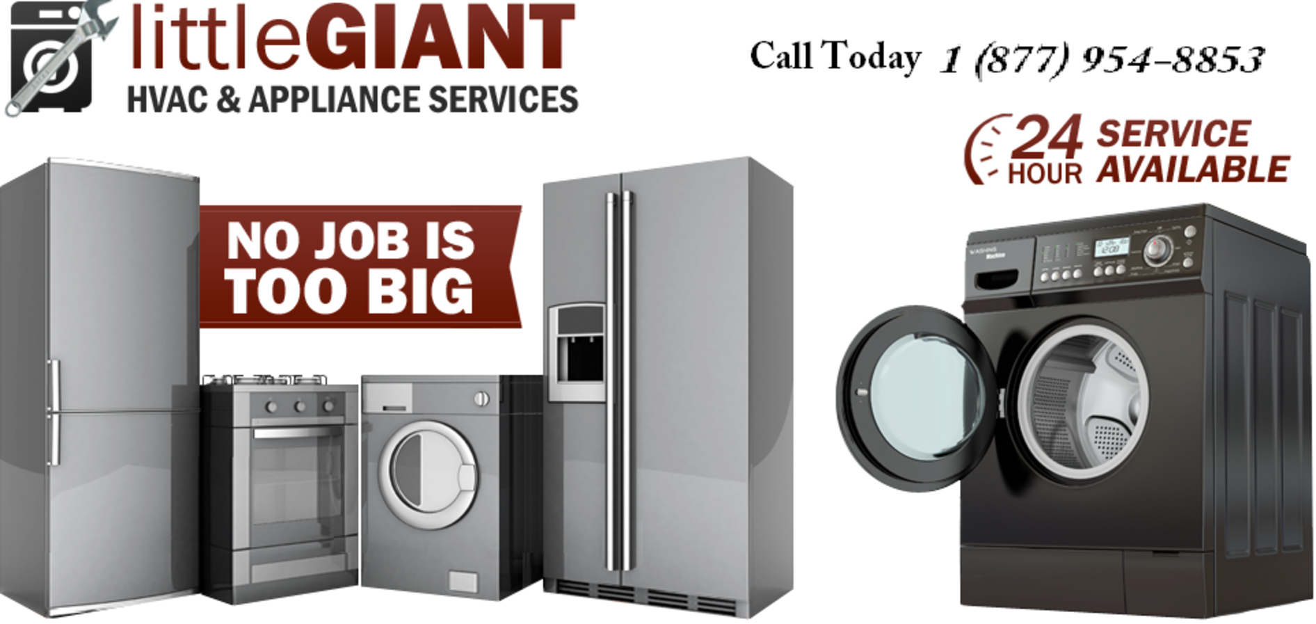 Home Appliance Service Appliance Repair Hvac Repair Refrigerator Repair Dryer Repair