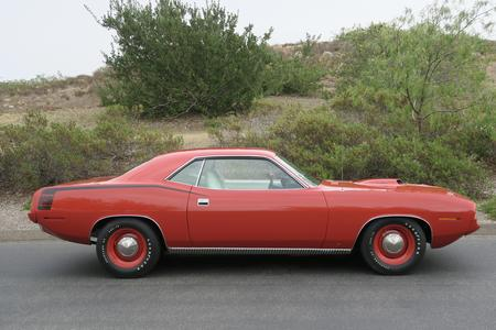 1970 Plymouth Hemi 'Cuda 426 - SHAKER HOOD - Super Track Pak for sale at Motor Car Company in San Diego California
