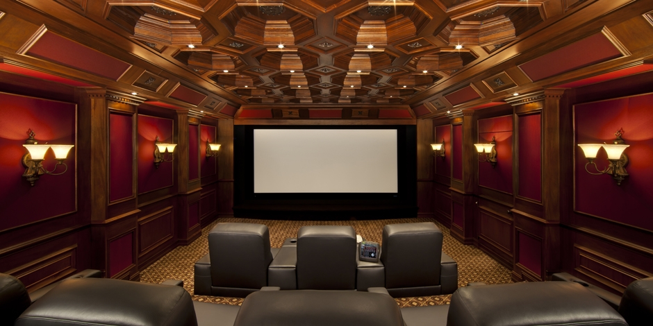 audio visions larussa design group - home theater, home sound