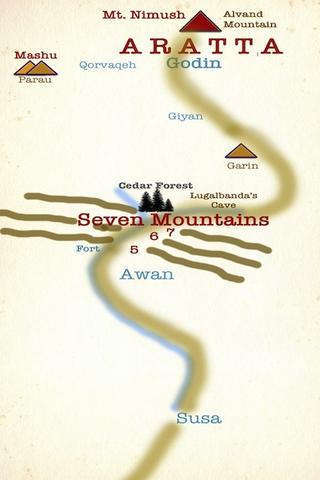 Seven Mountains to Aratta (2nd Edition)